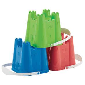 Seau château fort 14cm