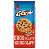 LU GRANOLA Extra cookies - Avec morceaux de chocolat et de cara... - 184g