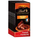 Lindt Maître Chocolatier - Tablette De Chocolat - Noir Extra... - 5x110g
