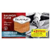 Delpeyrat Le Saumon- Norvège - Salage Traditionnel - 6+2 Tra...