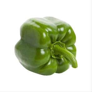 Poivron vert - Cat. 1 - Cal. 80/100