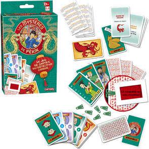 Jeu de cartes Les Mystères de Pékin