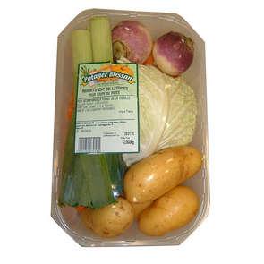 Légumes pour potée - Cat. 2