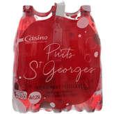 CASINO Puits St-Georges - Eau minérale naturelle -