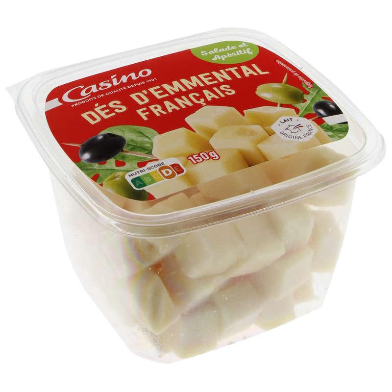 Dés de fromage - Emmental