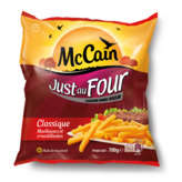 MC CAIN Frites Just Au Four 700g