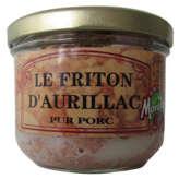 Friton d'Aurillac pur Porc