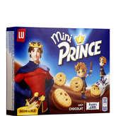 LU Prince Mini Biscuits Chocolat Lait