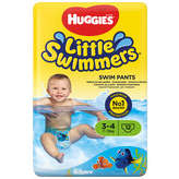 Huggies Little Swimmers - Small Taille7-12kg - X