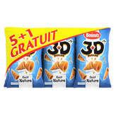 Bénénuts 3d's Bugles - Biscuits Apéritifs - Nature - 6