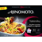 Ajinomoto Yakiniku - Recette Japonaise Nouilles Sautées Au B... - 560g