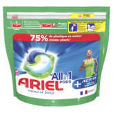Febreze ARIEL All in 1 - Active - Touch of Febreze - Lessive en caps... - x40