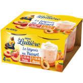 Nestlé Nestle La Laitière - Le Liégeois - Yaourt - Lit De Pêches - 4