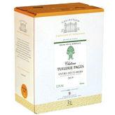 Pagès Entre Deux Mers - Château Tuilerie Pagès - Vin blanc - 3l