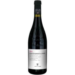Châteauneuf du Pape - Vallée du Rhône - Château de la Gardine - Vin rouge - Par Club des Sommeliers