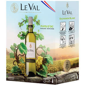 Sauvignon - Vin blanc - IGP