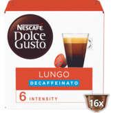 Nescafé NESCAFE DOLCE GUSTO Lungo - Decaffeinato - Arabica - 16 Caps... - x16