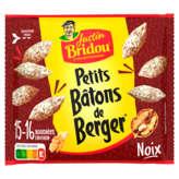 Justin Bridou Petit Bâton De Berger - Saucisson - Noix - 1