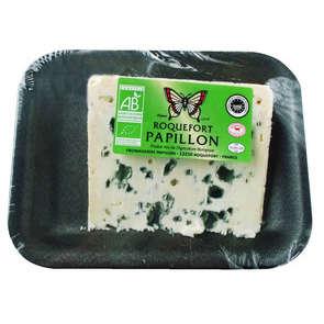 Roquefort papillon AOP - Biologique - 32% mg