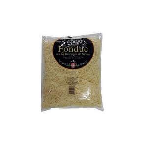 Fondue aux 4 fromages de Savoie - 32% mg