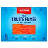 Landvika Truite Fumée - 150g
