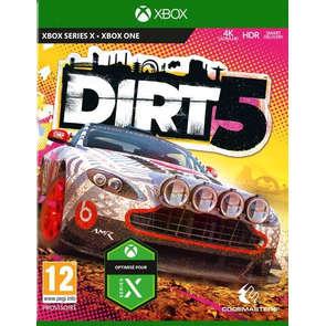 Jeu XBOX One Dirt 5