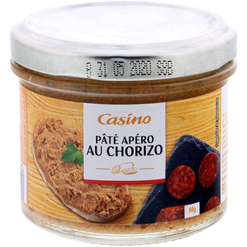 Pâté apéro au chorizo - Tartinable