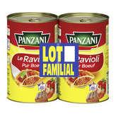 Panzani Ravioli Pur Bœuf