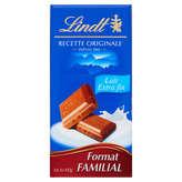 Lindt Recette Originale - Tablette De Chocolat - Lait - 4x100g