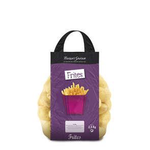 Pommes de terre de consommation à chair ferme - Princesse Amandine - Cat. 1 - Cal. 35/55