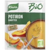 Knorr KNORR Bio - Soupe deshydratée potiron carottes - Biologique - 51g