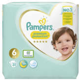 Pampers Premium Protection - Couches - Taille 6 - X31