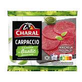 Charal Carpaccio Basilic - 2