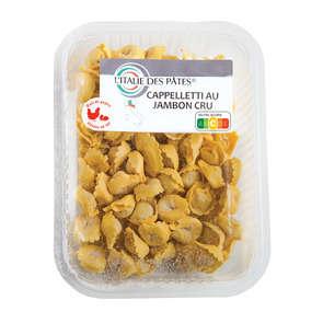 Cappeletti - Pâtes - Jambon cru