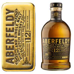 Scotch Whisky - 12 ans d'âge - Alc. 40 % vol.