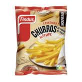 Findus Findus Croustibat - Mini Churros De Pomme De Terre - 600g