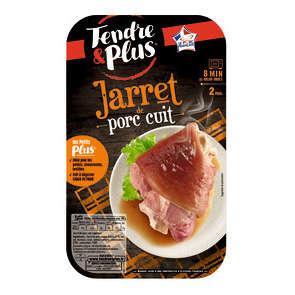 Jarret de porc cuit