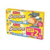 Brossard Savane Pocket Yaourt - 2 X 189g