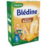 Blédina Saveur Biscuit - Goût Peu Sucré