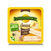 Leerdammer Spécial Croque-monsieur - Fromage E Ntranches - 150g