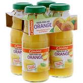 CASINO Pur jus orangeBouteille verre
