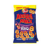 Monster Munch Vico  - Chips - Barbecue - 2x100g
