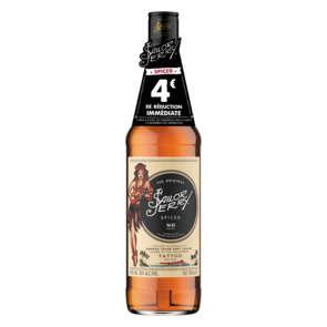Epices - Rhum - Alcool 40 % vol.
