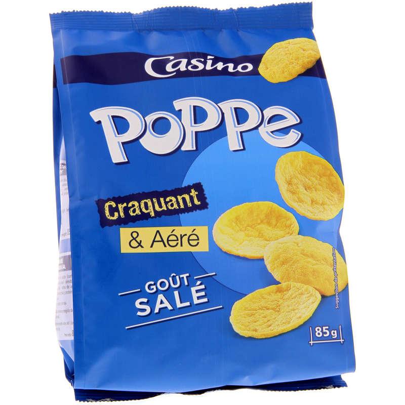 Poppe - Tuiles gout salé