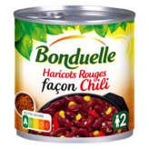 Bonduelle Haricots Rouges Cuisinés Façon Chili 1/2 400g(envoi rapide et Soignée)