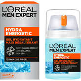 L'Oréal MEN EXPERT Men expert - Hydra energetic - Gel hydratant anti... - 50ml