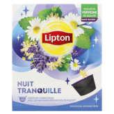 Tranquille Lipton Nuit  - Infusion - Verveine - 12 Capsules - X12