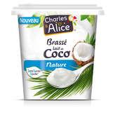 Charles & Alice Brassé Lait De Coco - Nature - 350g