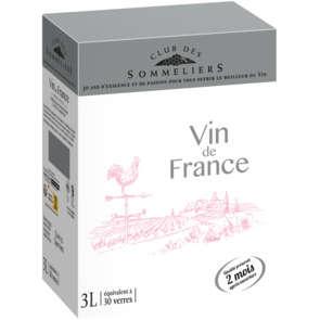 Vin de France - Vin rosé