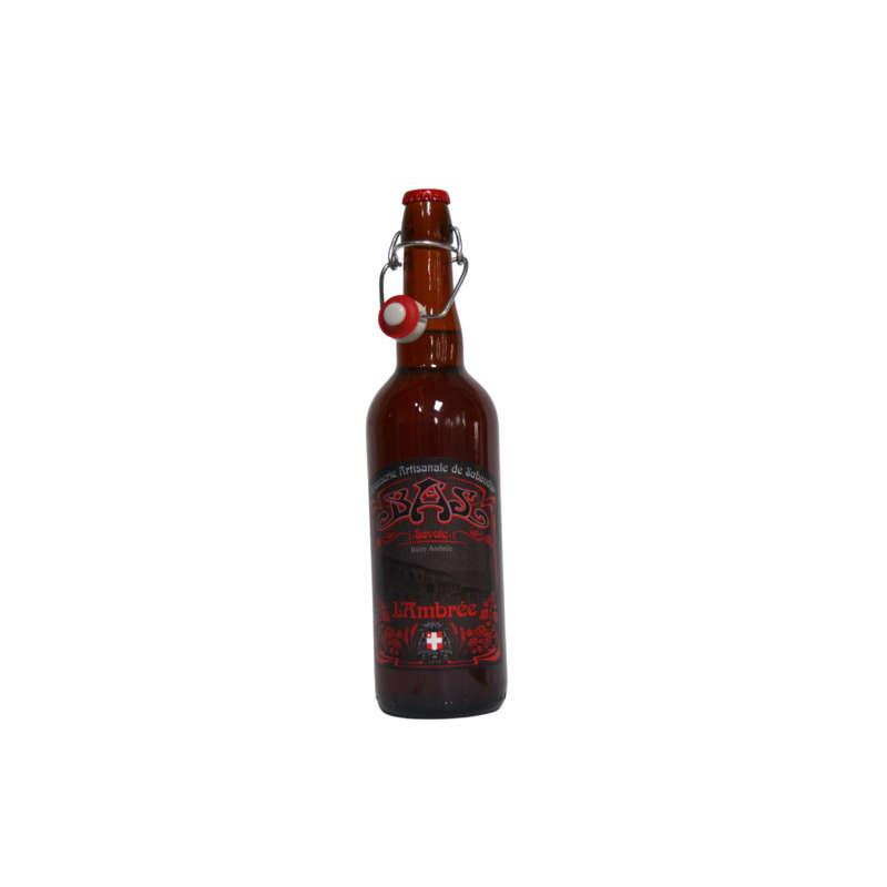 BRASSERIE DE SABAUDIA Bière ambrée - Alc. 4,5% vol. - Produi...
